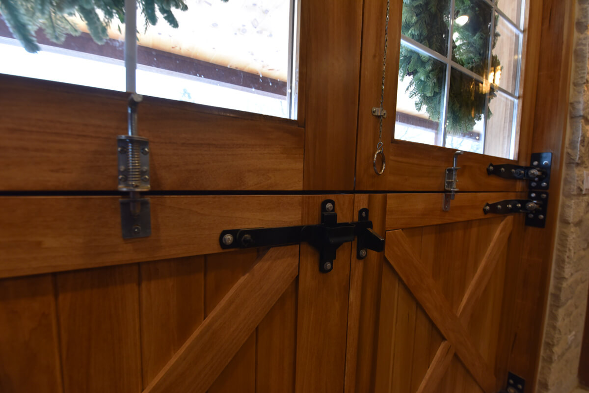 Swinging Door Hardware For Horse Barns Odyssey Performance