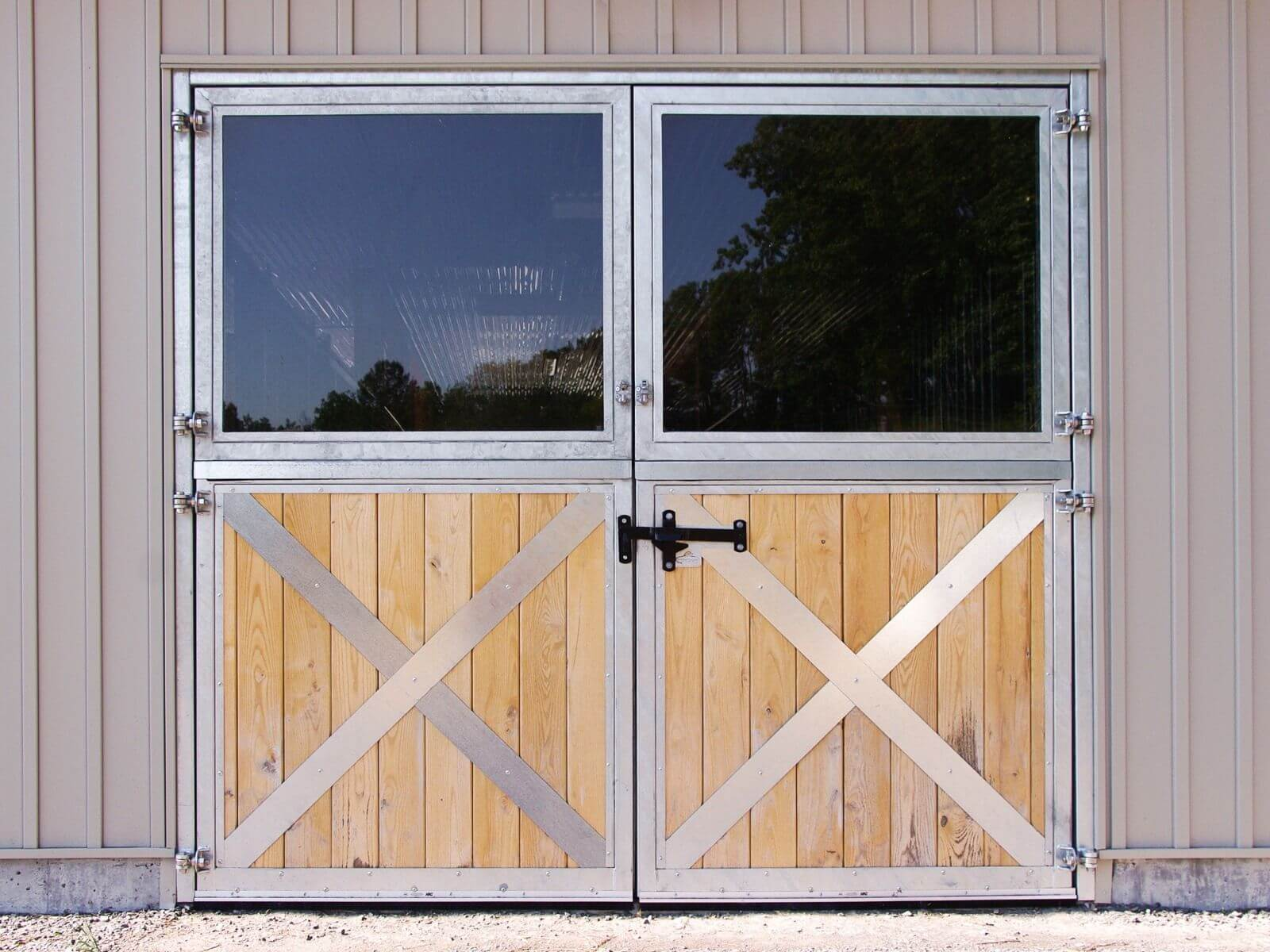 horse barn double dutch doors ontario