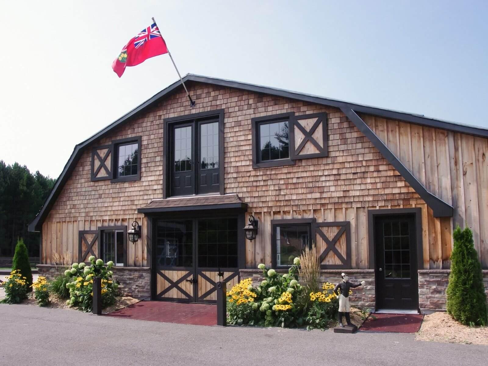 horse-barn-double-dutch-door-custom-grey-wood-windows