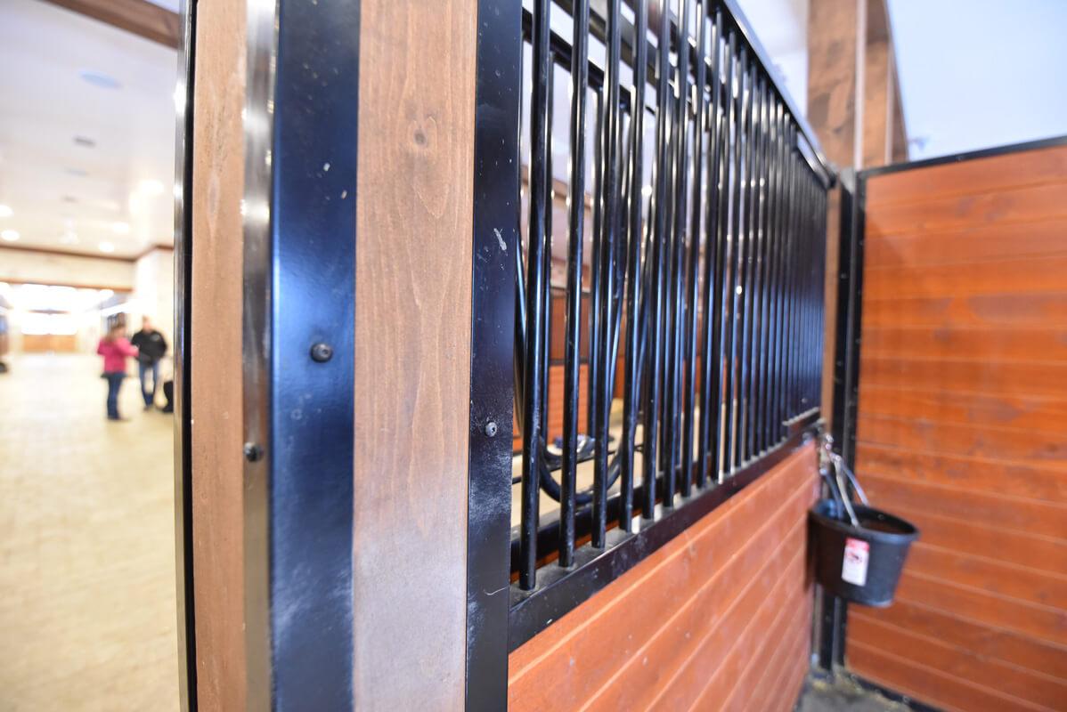 Odyssey Horse Stalls