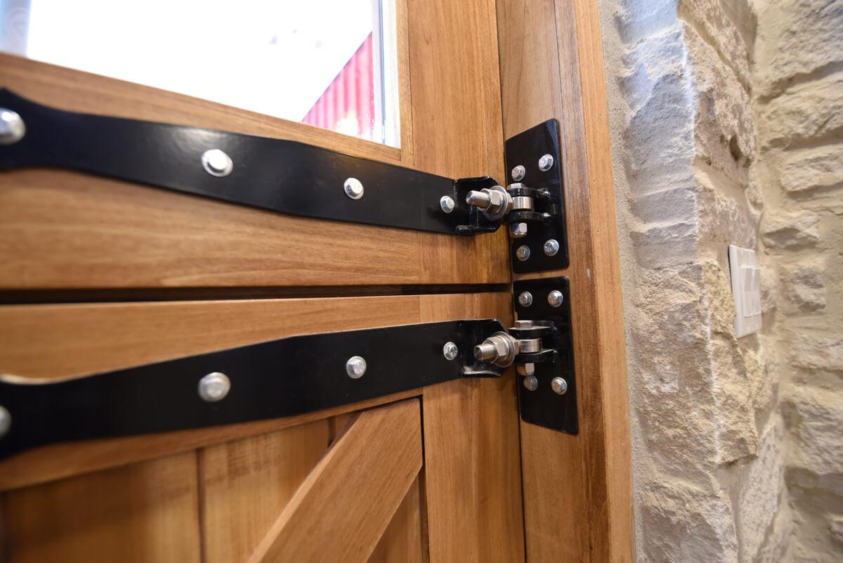 Swinging Door Hardware For Horse Barns Odyssey Performance